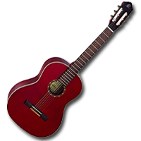 1/2 es  gitárok 7-10 év