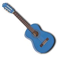 Balkezes 1/4-es klasszikus gitárok, 5-8 éves korig
