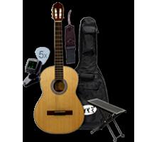 Klasszikus gitár szettek